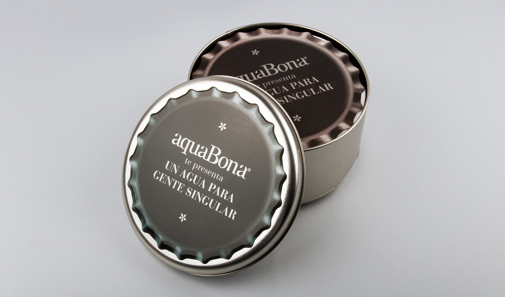 Packaging Aquabona