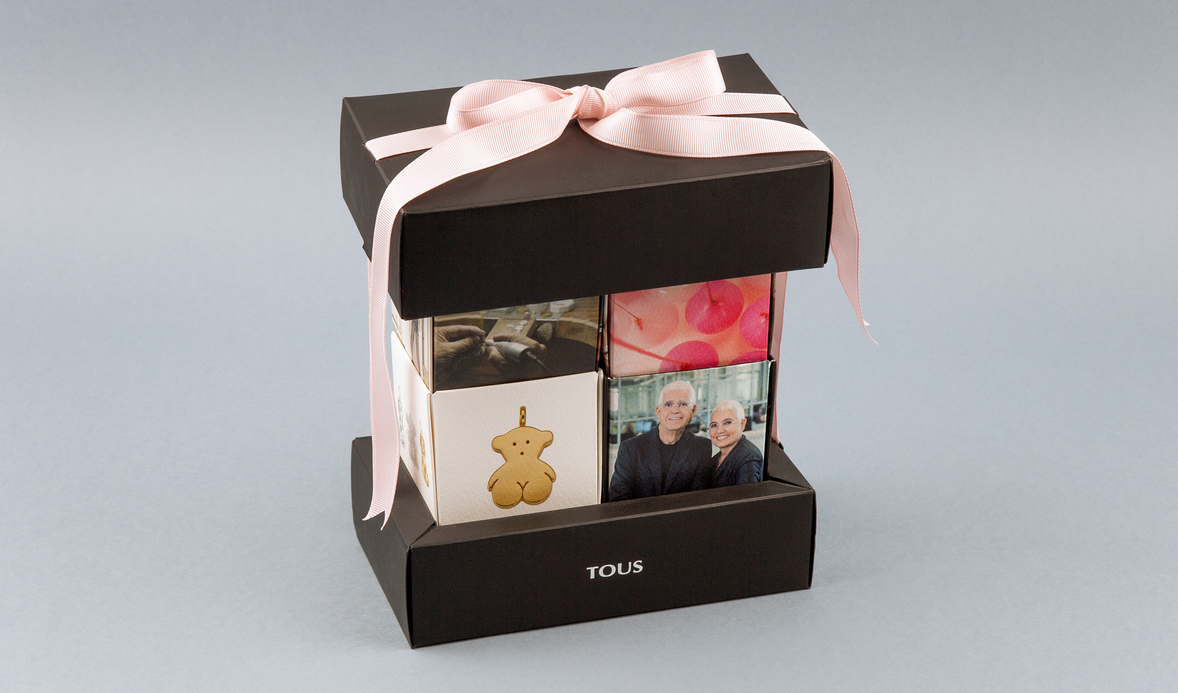 Packaging Tous